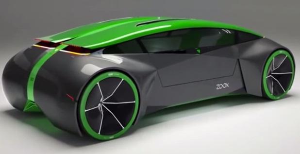 Zoox Un Altra Driverless Car Sulle Strade Della